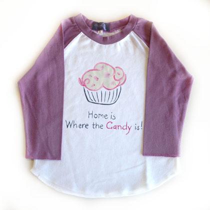Χειροποίητο Muffin T-shirt , 14 ευρώ