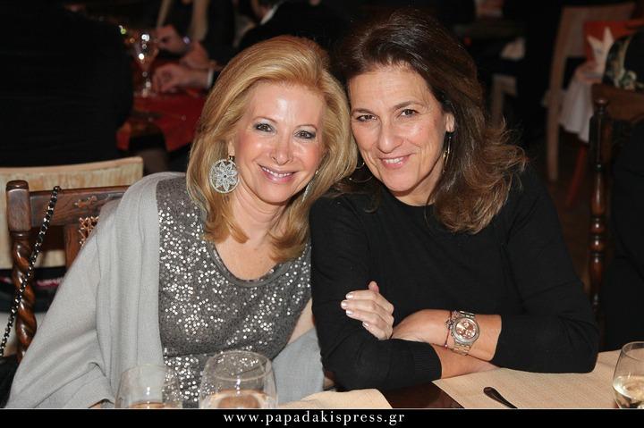 Μελίνα Δασκαλάκη, Μάγδα Μπαλτογιάννη. Πόσες φορές έχω γράψει για αυτές τις δύο υπέροχες κυρίες...