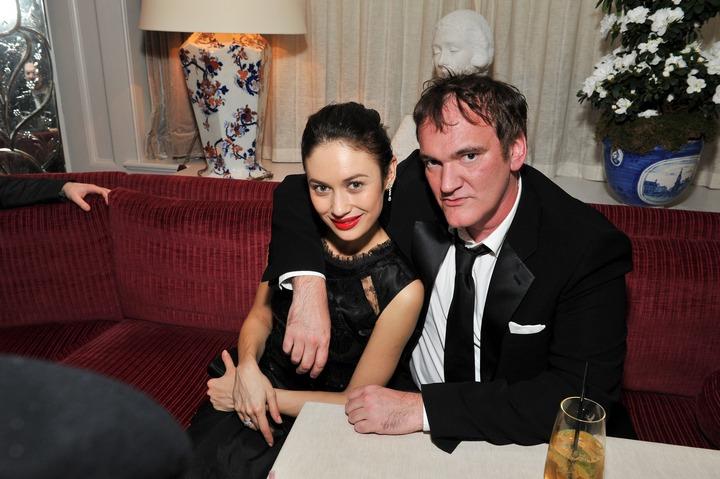 Olga Kurylenko, Quentin Tarantino