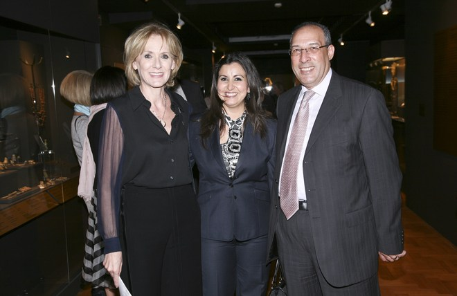 Μαριάννα Παπαλέξη, Khalija Lykoubi, Abdelkader El Anjari
