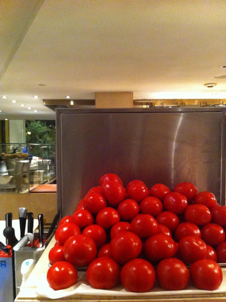 Οι ντομάτες οι οποίες είναι ικανές για το ντελίριο...