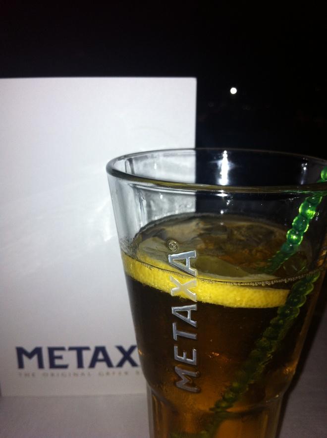 Metaxa 5* με τόνικ