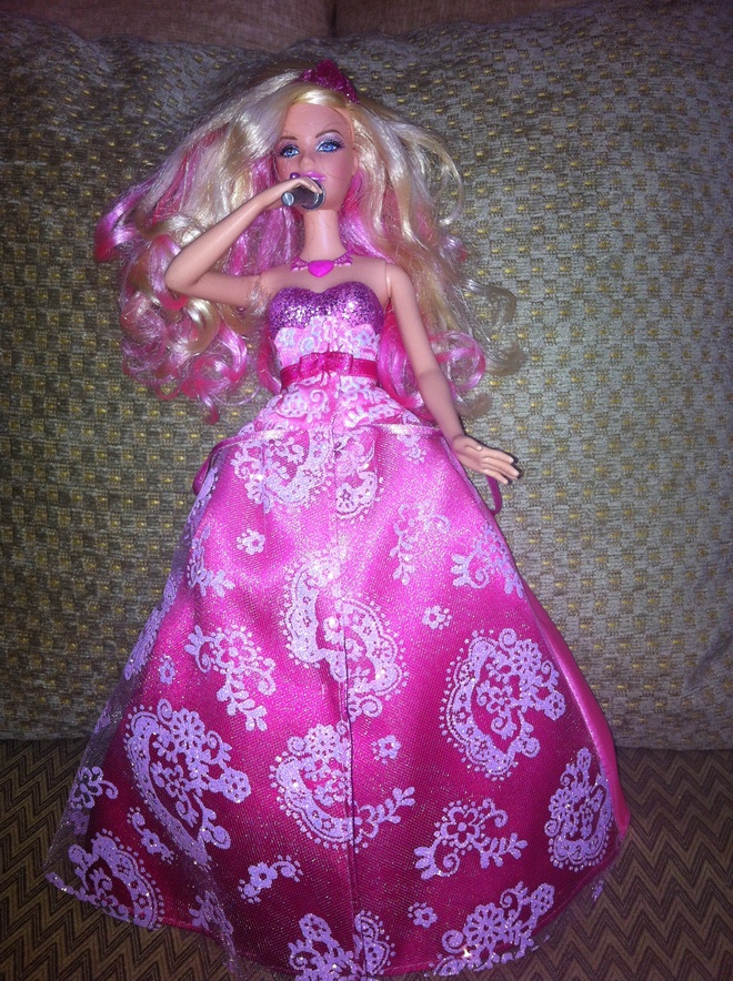 H Barbie Pop Star κέρδισε με άνεση στην μάχη της ανέυρεσης του ...απόλυτου δώρου!