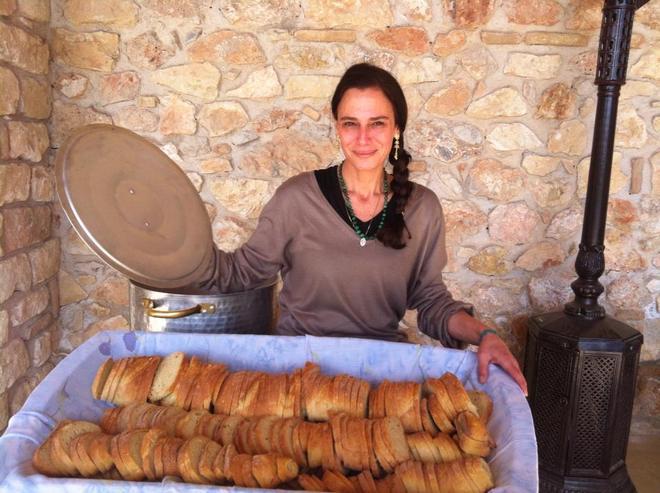Φρέσκο, ζεστό ψωμί!