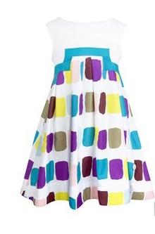 Το ...statement cotton dress του Οίκου Baby Dior! 146 ευρώ