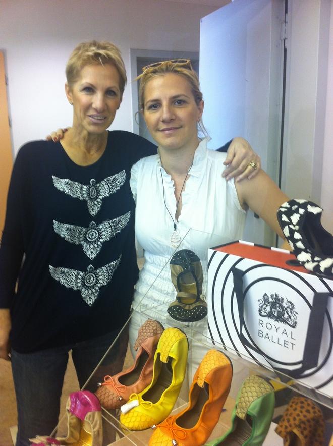 Ιλεάνα και Ιωάννα Ντουσοπούλου