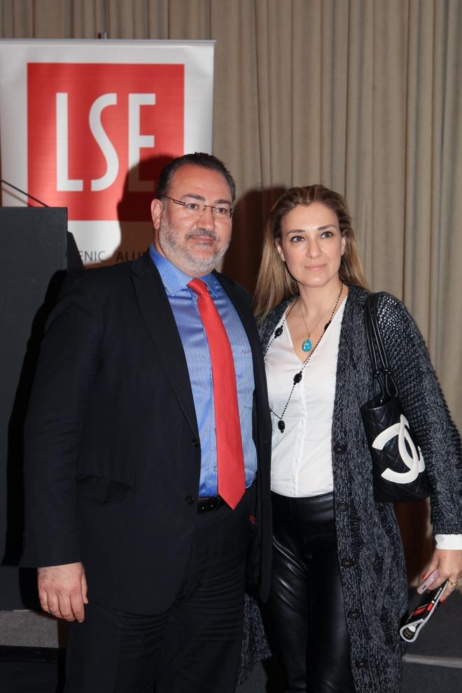 Γιώργος και Ρούλα Λινάτσα