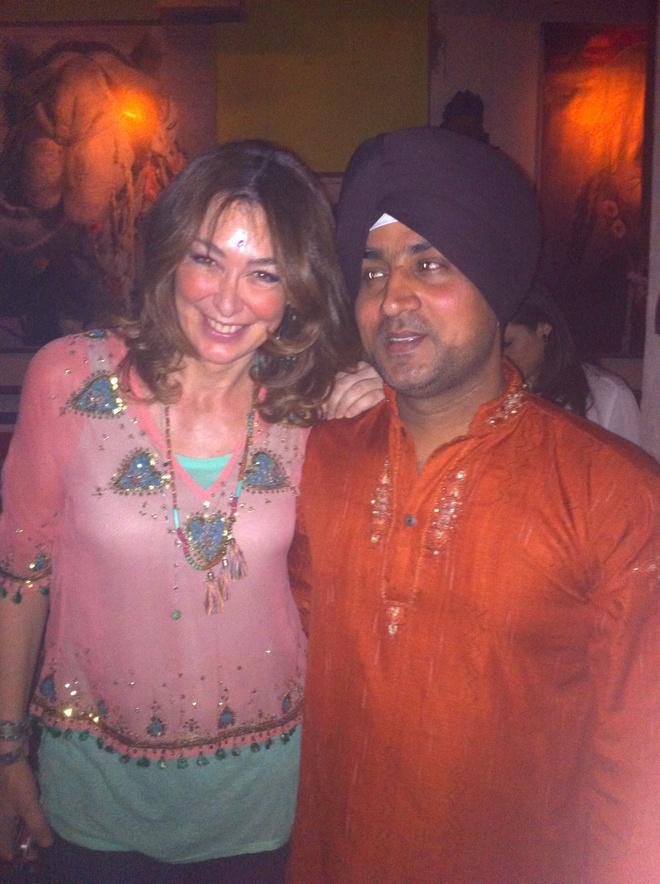 Η Ναταλία Φουρλή σε Bollywood mood!