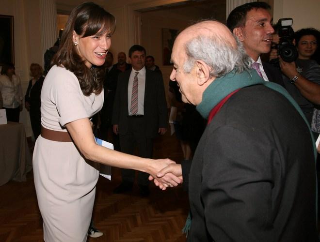 Κατερίνα Λυμπεροπούλου, Αλέκος Φασιανός