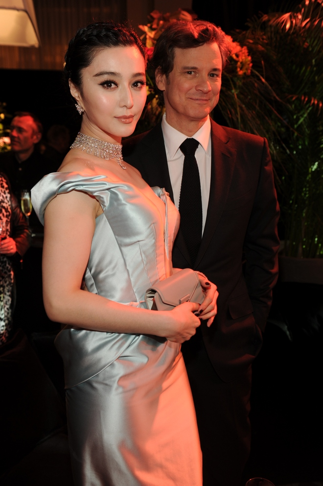 Fan Bing Bing, Colin Firth