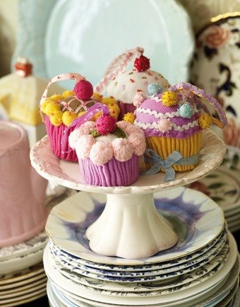 cupcakes for tea