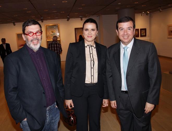 Θανάσης Λάλας, Άννα Δρούζα, Τάκης Μαυρωτάς