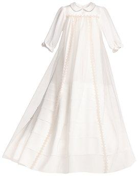 Τo βαφτιστικό φόρεμα της Ελμίνας μου!