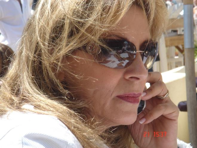 """Η Βίκυ Παλαιολόγου, η """"ψυχή"""" του Οίκου Chopard στην Ελλάδα. Πρέσβειρα..."""