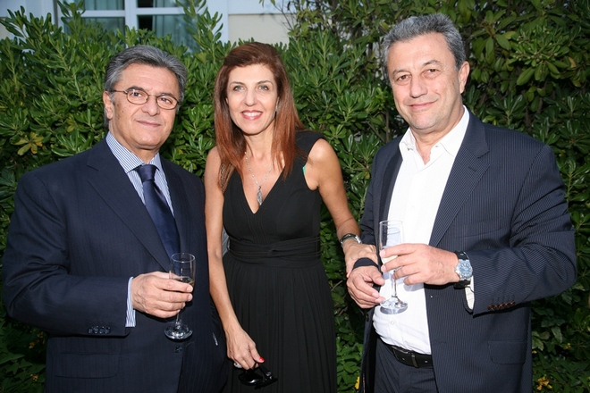 Ζαχαρίας Πορταλάκης, Άννα και Γιώργος Κούμπας