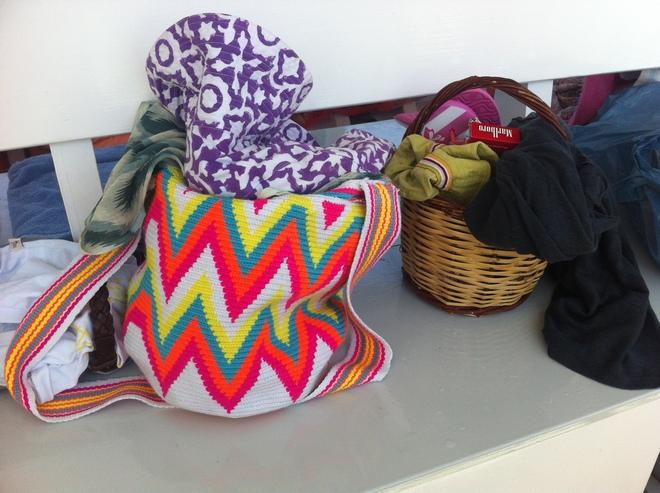 Οι τσάντες μας...
