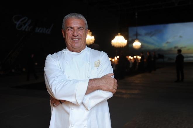 O chef, Igles Corelli