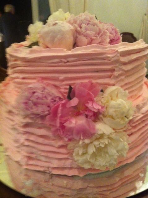 Η τούρτα...