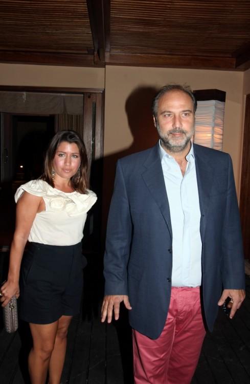 Γιασμίν και Χάρης Οικονομόπουλος