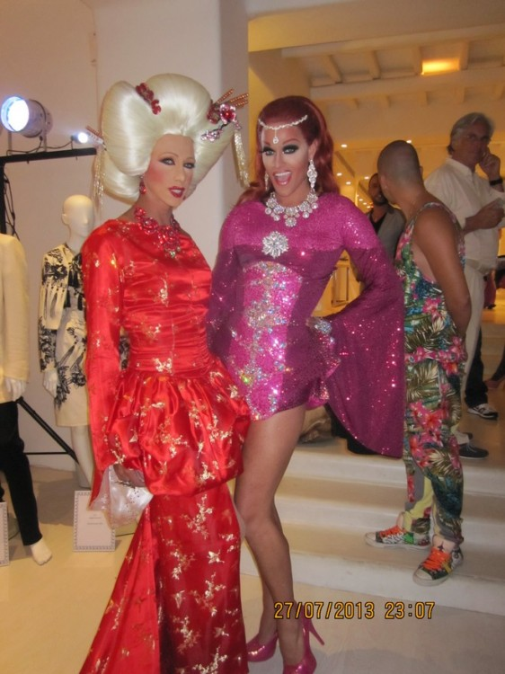 drag show