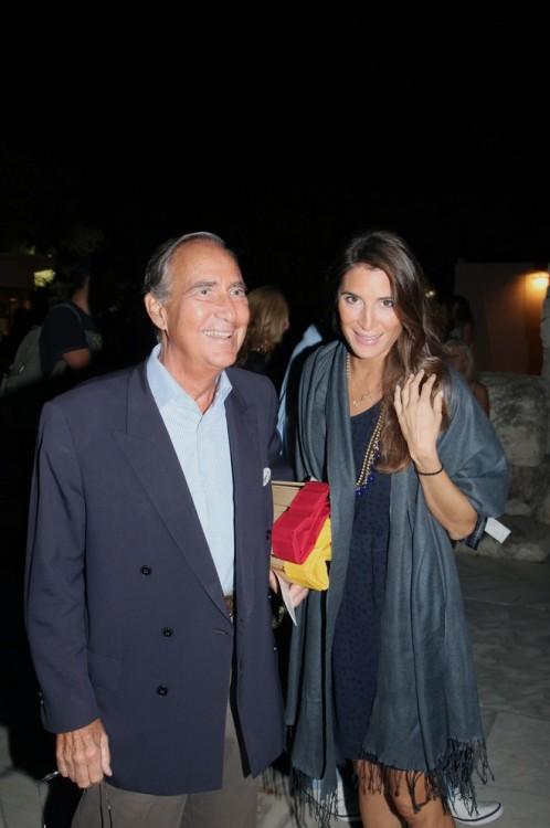 Αντώνης και Χριστίνα Λυκιαρδοπούλου