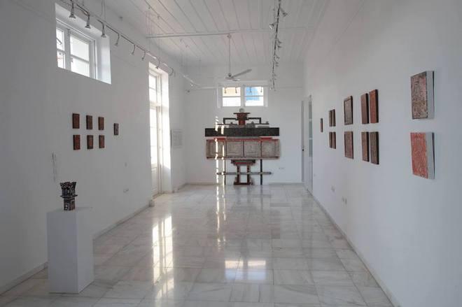 Η έκθεση του Αλέκου Κυραρίνη θα ρίξει την αυλαία της με Jazz ήχους...