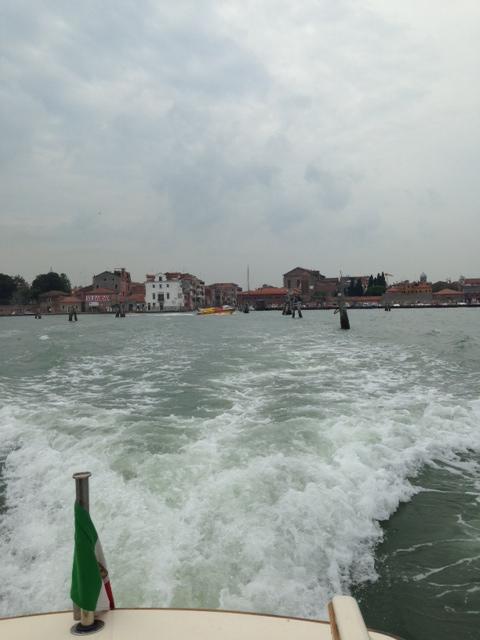 Goodbye  Venice...