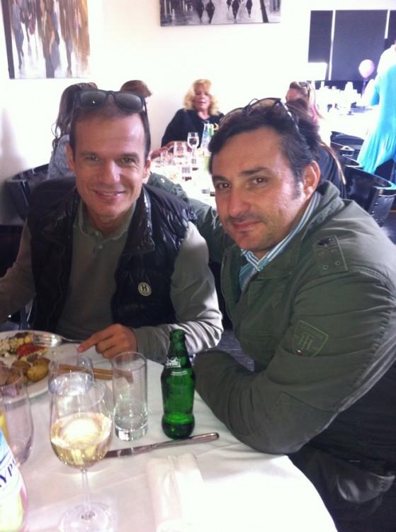 Και οι μπαμπάδες έχουν ψυχή: Άγγελος Μπασινάς, Γιάννης Μωράκης
