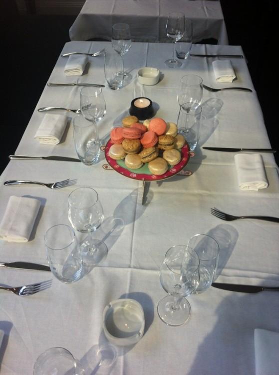 Και τα τραπέζια των γονιών...