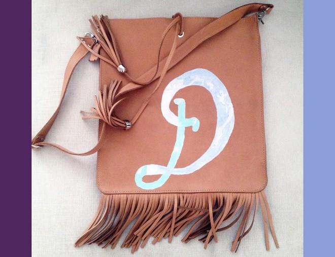 Μία τσάντα για την Δέσποινα Βανδή...