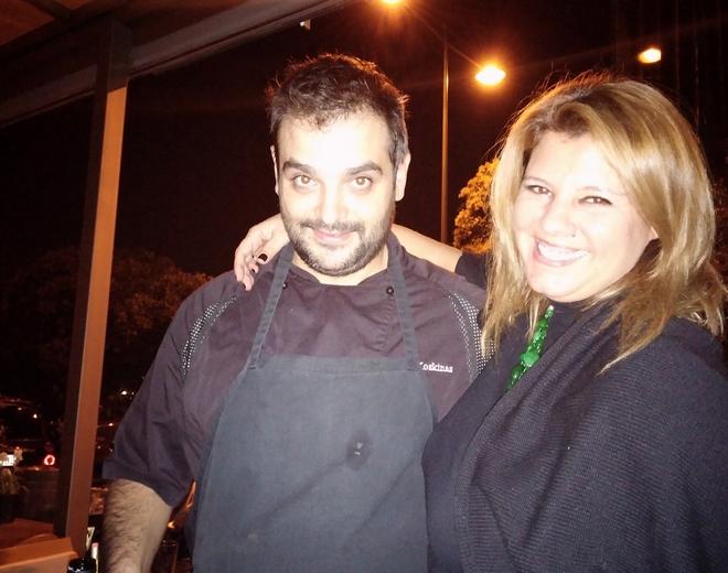 Όλα τα χειροκροτήματα για τον chef, Περικλή Κοσκινά!