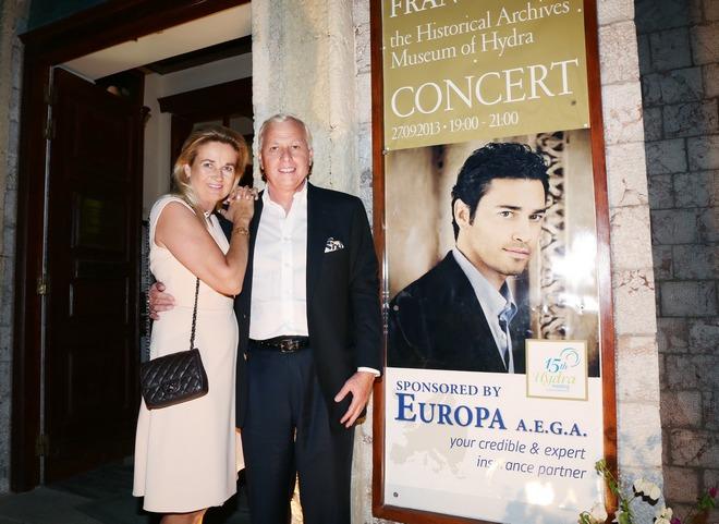Νικόλαος και Katleen Μακροπούλου