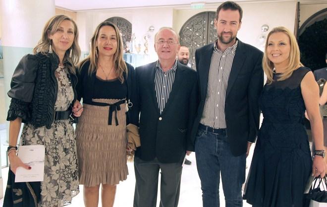 Ρούλα Τσουκαλά, Μαίρη Κυριακοπούλου, Χρήστος Τσουκαλάς, Κωνσταντίνος Τσουκαλάς, Χρυσούλα Λαιμού