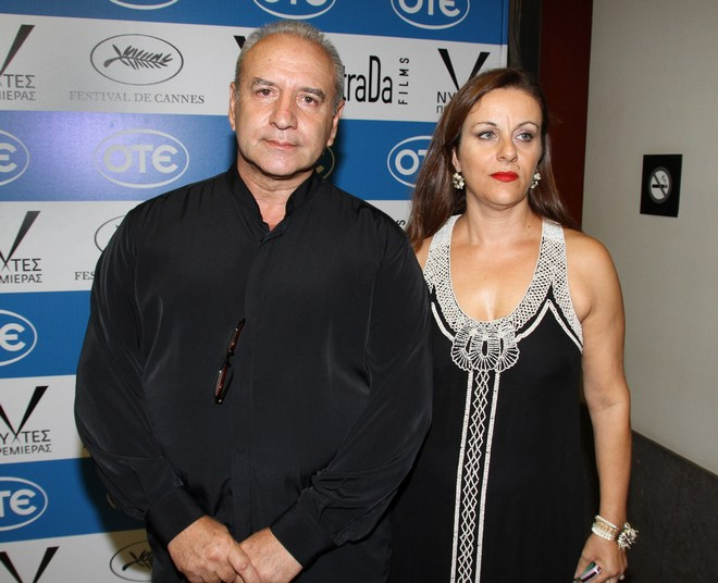 Γιάννης και Καίτη Μετζικώφ