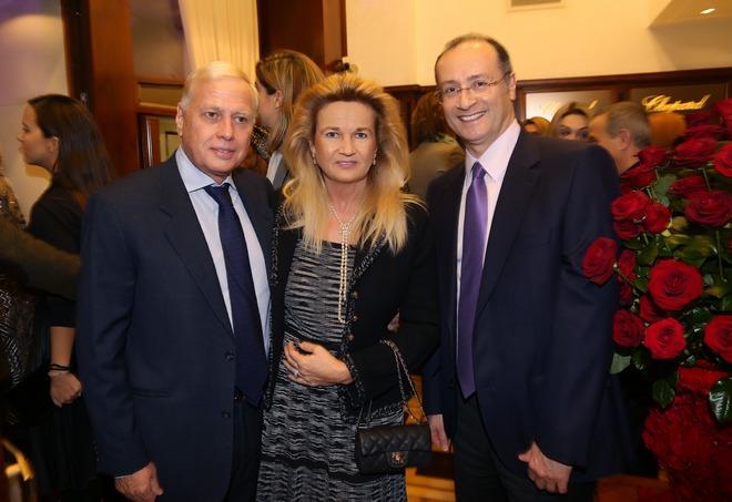 Νίκος και Κατλήν Μακροπούλου, Riad Zein
