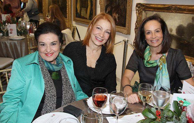 Μαρίνα Λαμπράκη-Πλάκα, Πέμη Ζούνη, Άννα Διαμαντοπούλου