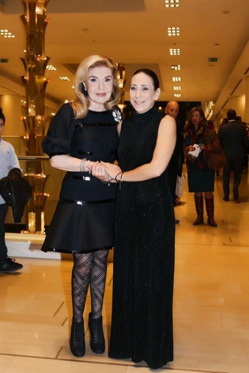 Μαριάννα Βαρδινογιάννη, Πωλίνα Γαλοπούλου