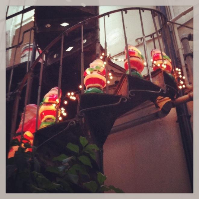 Η σκάλα του Malconis...