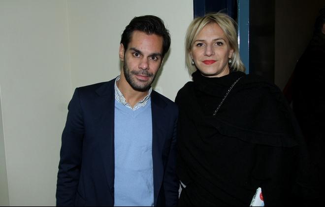 Αλέξανδρος Κασσανδρινός, Ιωάννα Ντουσοπούλου