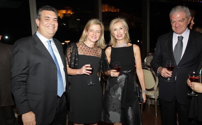 Πέτρος Χιώτης, Δομνίκη Παπαθανασίου, Νίκη και Κωνσταντίνος Μπουτάρης