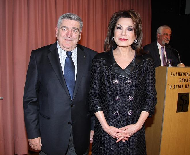 Γιώργος Χατζηγεωργίου, Γιάννα Αγγελοπούλου-Δασκαλάκη