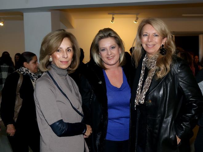 Μιράντα Γρηγοριάδη, Λένα Καρδασιλάρη, Ζέτα Αντσακλή