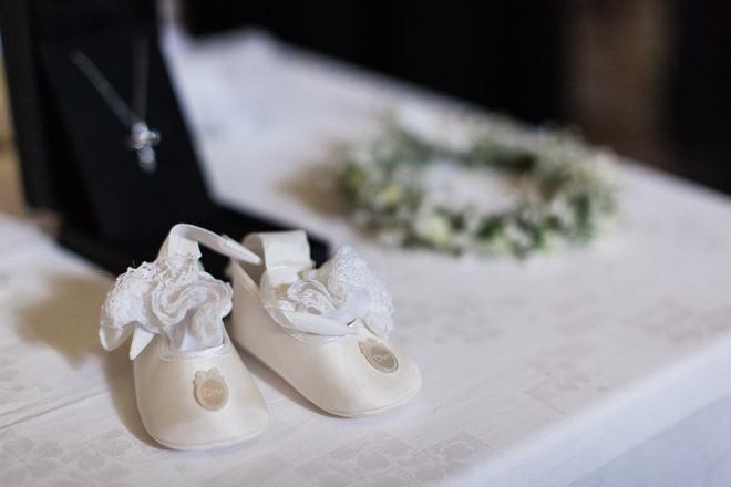 Τα παπουτσάκια του Οίκου Dior. Classic...Αντίστοιχα είχε φορέσει και η δική μου κόρη.