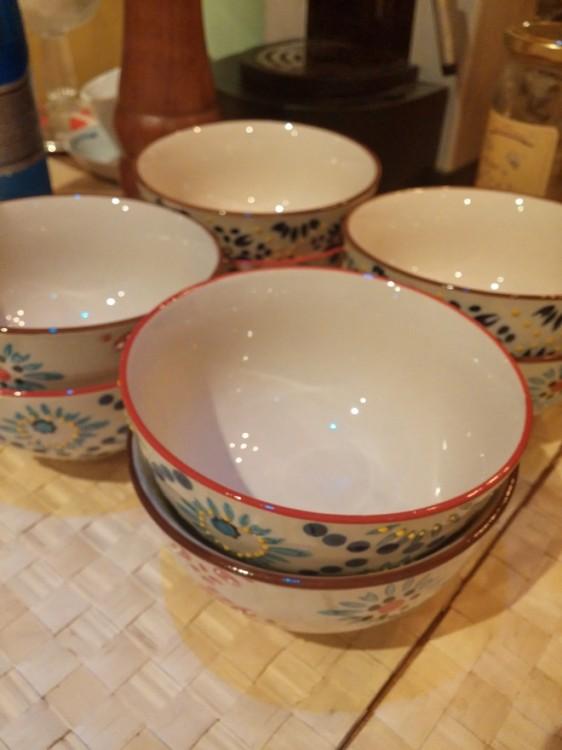 desert bowls