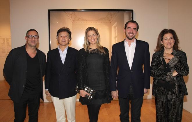 Γιώργος Ντάβλας, Massimo Listri, Τατιάνα Μπάτνικ, Νικόλαος, Μάγδα Μπαλτογιάννη