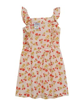 Girls Cotton Voile Vintage Liberty Dress