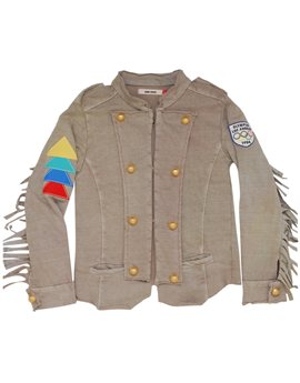 Girls Cotton Apache Cotton Jacket
