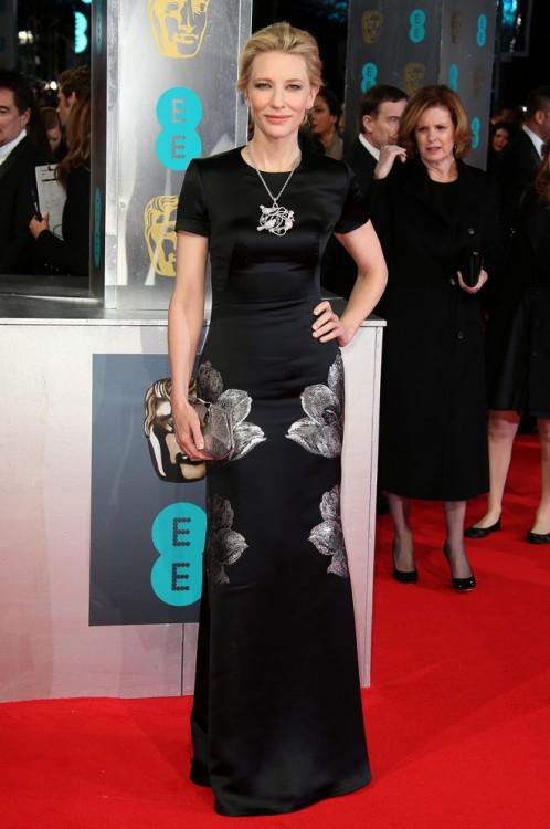 Cate Blanchett wearing ChopardOK