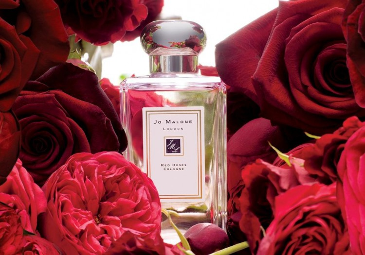 Red Roses by Jo Malone!
