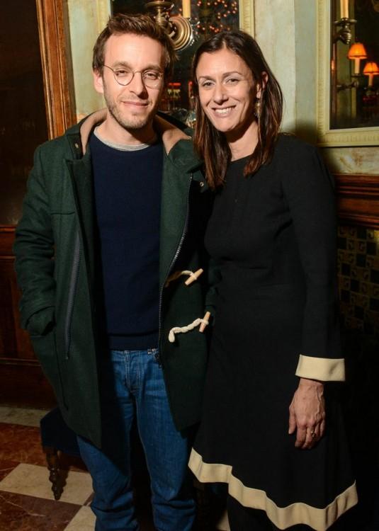 Scott Sternberg, Sally Singer